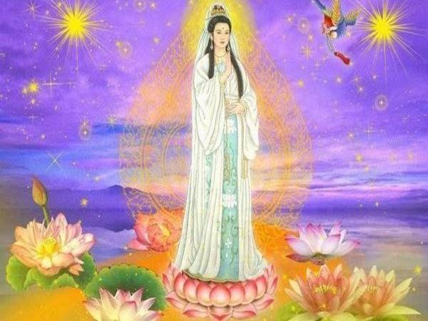 Mơ thấy Phật Quan Âm Bồ Tát