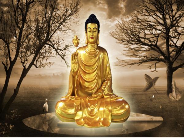 Mơ thấy tượng Phật là điềm báo gì