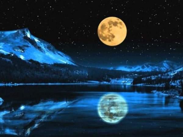 Mơ thấy mặt trăng là điềm báo gì