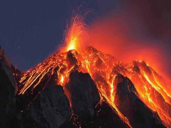 Mơ thấy núi lửa điềm báo gì