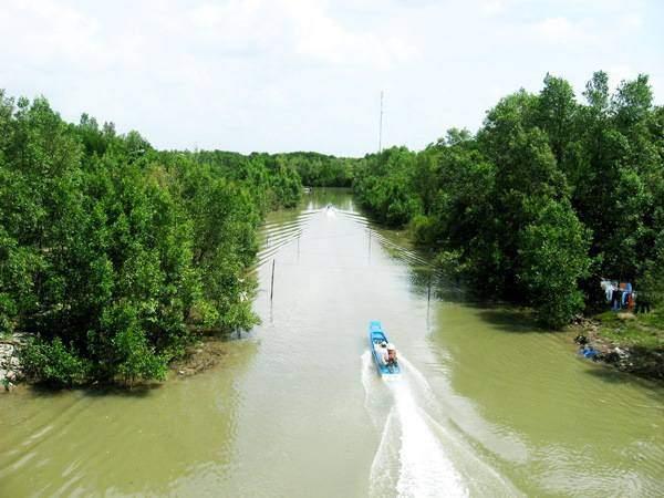 Mơ thấy dòng sông là điềm báo gì, đánh số gì trúng lớn